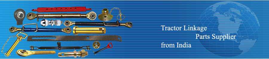 Tractor Linkage Parts Manufacturer from India